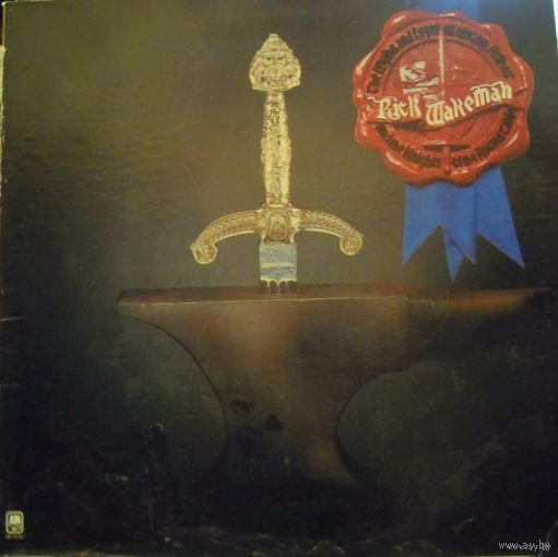 Rick Wakeman - The Myths And Legends Of King Arthur And The Knights Of The Round Table - LP -1975
