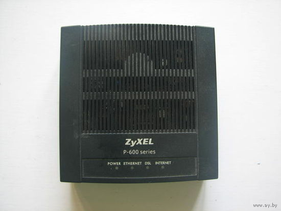ADSL-маршрутизатор ZyXEL P660RT3 EE