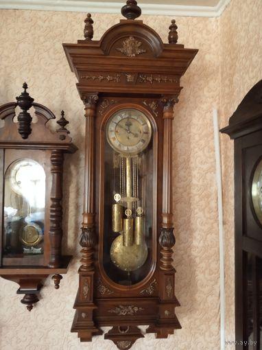 Часы настенные. Германия. 19 век.
