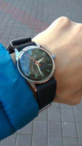 Часы восток милитари СССР 70е