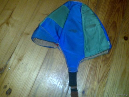 Шлем (шапка) для прыжков с парашютом