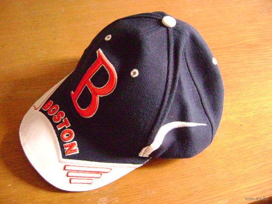 Бейсболка Бостон
