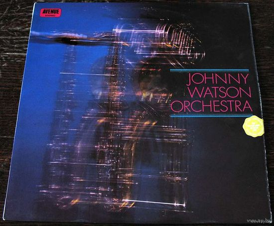 Johnny Watson Orchestra LP, 1969