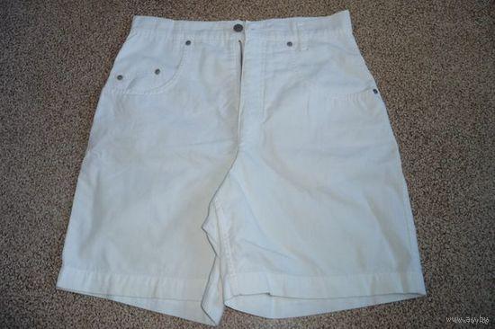 Мужские шорты белые, х/б (Германия)