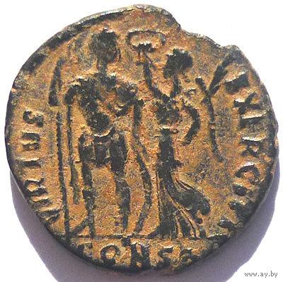 АРКАДИЙ (395-408 г.) КОНСТАНТИНОПОЛЬ. АЕ3.