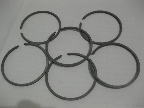 Кольца поршневые к мотоциклу ЯВА 634-350 6 шт.