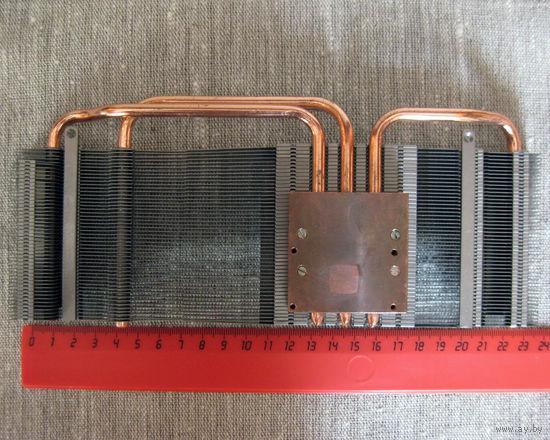 Радиатор видеокарты