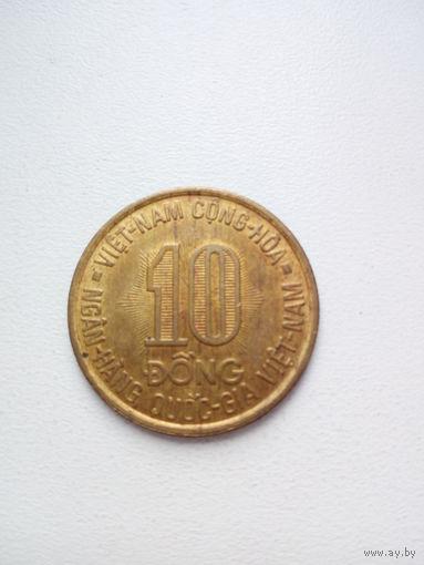10 донг 1974г.