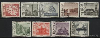 ПОЛЬША 1966  Стандарт туризм  9 м.