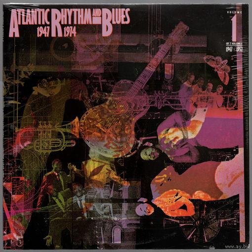 14 LP 'Atlantic Rhythm and Blues 1947-1974' (запячатаныя)