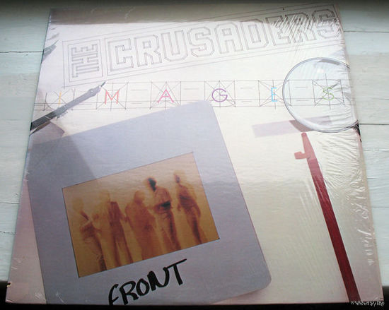 "The Crusaders ""Images"" LP, 1978"