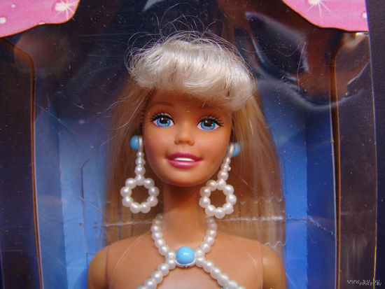 Новая кукла Барби/Barbie Pearl Beach, 1997