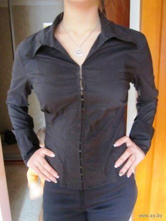 Офисная рубашка  -корсет  Германия  р.40-42
