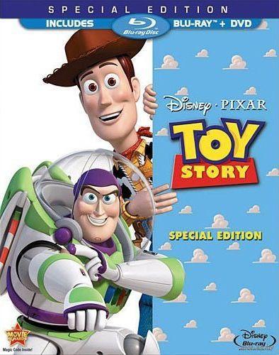 История игрушек 1.2.3 (3 двд) Шикарный мультфильм в шикарном качестве!