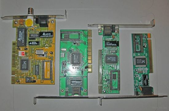 Сетевая карта PCI