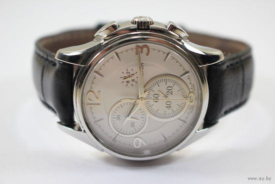 Часы Hamilton Jazzmaster Chrono Quarz H323720, Оригинал