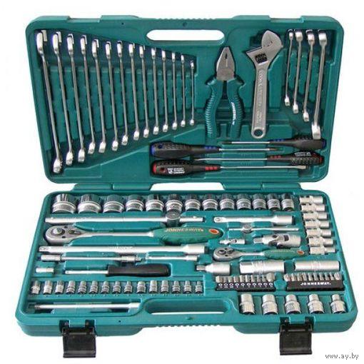 Набор инструментов Jonnesway S04H524101S 101 предмет.