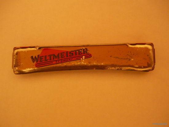 Губная гормошка ,Германия,WELTMEISTER.