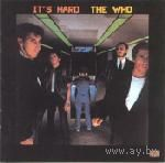 LP The Who - It's Hard (1982)