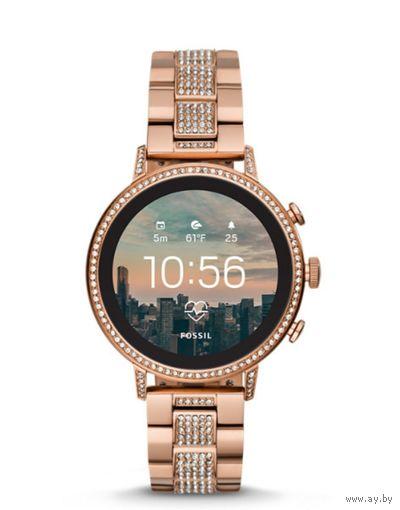 Часы наручные FOSSIL 4 SMART SWATCH. ОРИГИНАЛ 100%. Не распакованы.