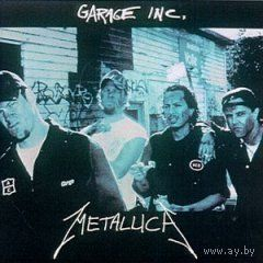 "2CD Metallica   ""Garage Inc [Explicit Lyrics]""  made in germany"