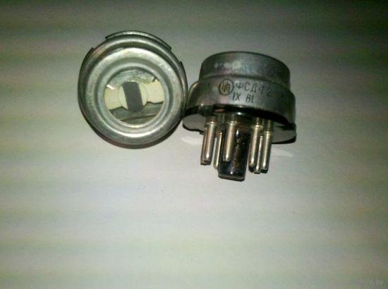 Фоторезистор ФСД-Г2, цена за 2 шт.