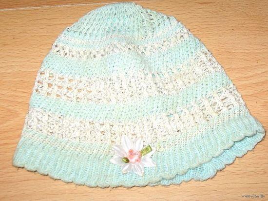 Летняя шапочка 2-3 года