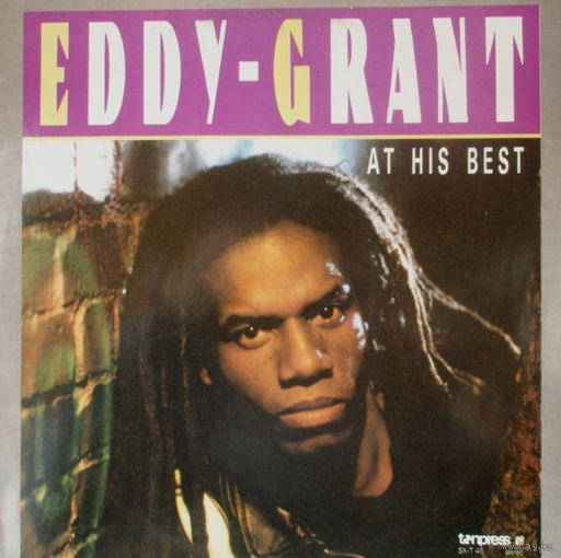 Винил Eddy Grant - At His Best