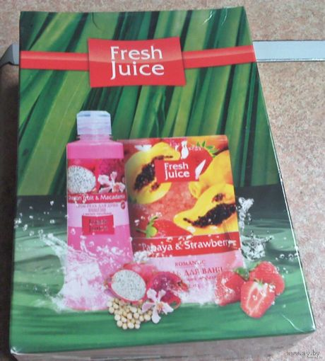 НоВыЙ Косметический набор Fresh Juice