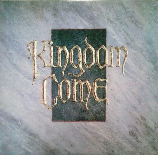 Kingdom Come - Kingdom Come - LP - 1988