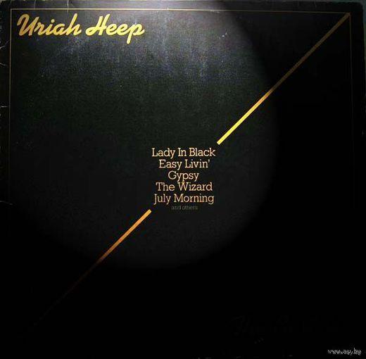 0296. Uriah Heep. The Best of... 1975. Bronze (DE, VG+) = 26$