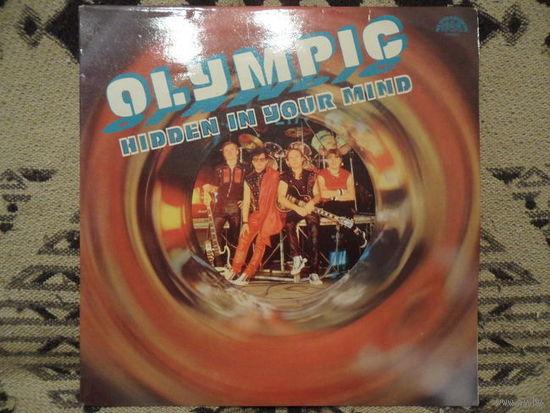 Olympic - Hidden in your mind - Supraphon, Чехословакия - 1986 г.