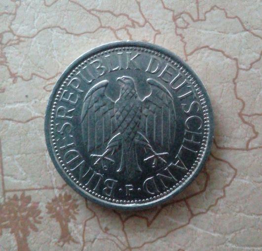 Куплю 1 марку ФРГ1995-1999 годов