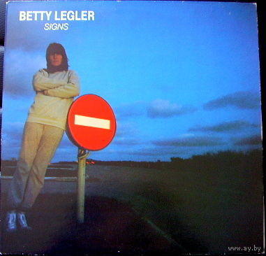 LP Betty Legler - Signs (1982)
