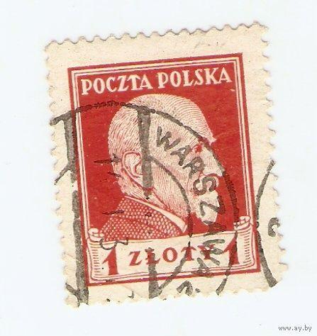 Польша 1924.