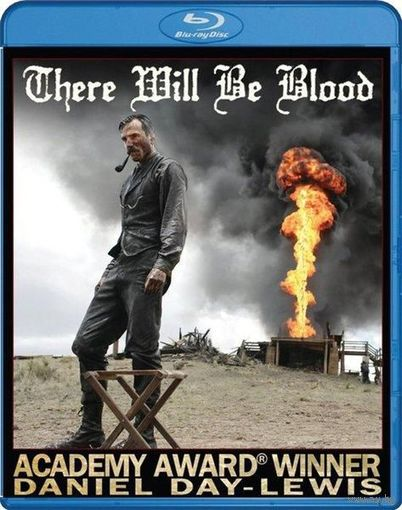 Нефть / There Will Be Blood (Пол Томас Андерсон / Paul Thomas Anderson) DVD5