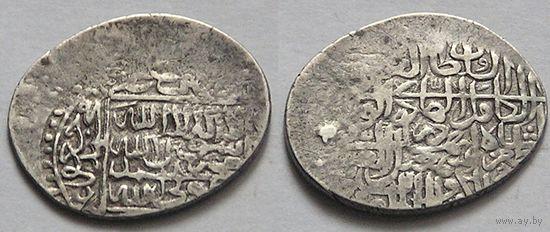 Государство Кизылбаши Сефевиды Исмаил I 907-930 г.х.(1501-1524 г.р.х.) 1/2 шахи,1-й стандарт (907-923 г.х.)