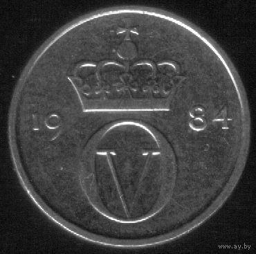 10 эре 1984 год Норвегия
