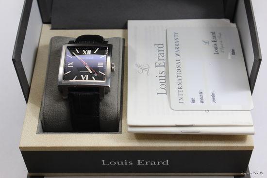 Механические часы Louis Erard La Karree Automatic, Оригинал