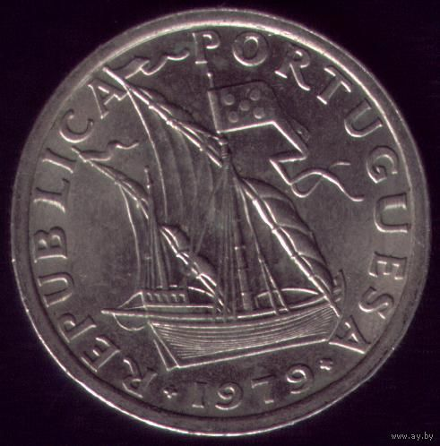 2.5 Эскудо 1979 год Португалия