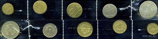 Казахстан, 6 монет