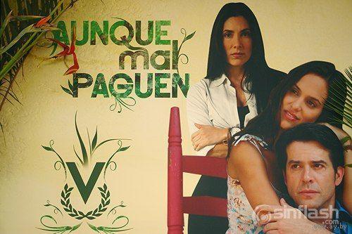 Плата не по заслугам / Aunque Mal Paguen. Весь сериал (172 серии) (Венесуэла, 2007) Скриншоты внутри