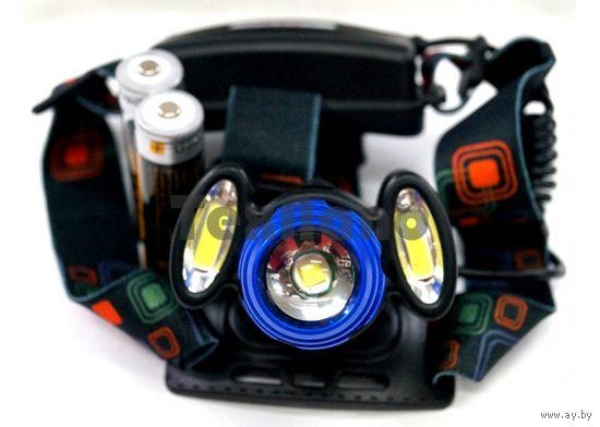 Налобный фонарь YT-1500-T6 ZOOM