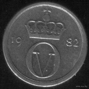 10 эре 1982 год Норвегия