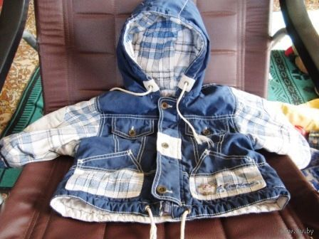 Курточка  до 1г6м