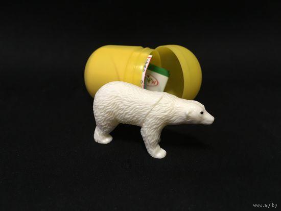 Киндер. Фигурка из серии Животные Севера 2012 (Polartiere) TR001-TR008