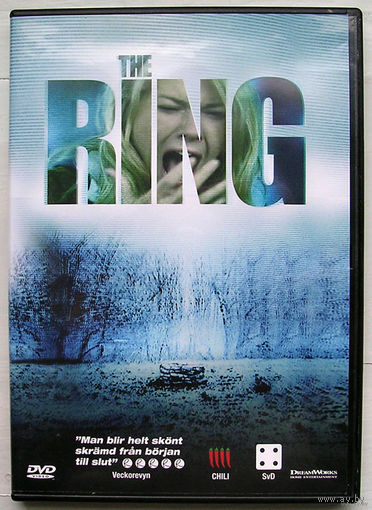 Звонок/The Ring DVD9
