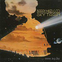 LP Barry Miles and Co. - Sky Train /promo (1977)