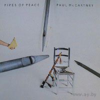 LP Paul McCartney - Pipes Of Peace (1983)