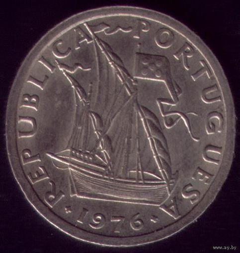 2.5 Эскудо 1976 год Португалия